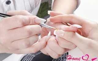 Онлайн обучение наращиванию ногтей гелем бесплатно