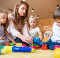 Воспитатель детского сада обучение заочно москва