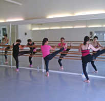 Уроки боди балета для начинающих