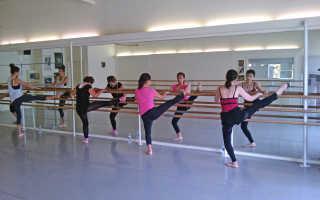 Фитнес балет видео
