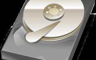 Разбираем жесткий диск ноутбука