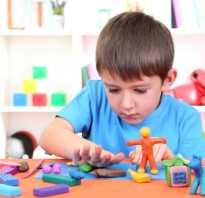 Поделки из пластилина для детей видео