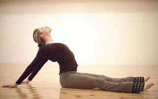 Стретчинг йога видео