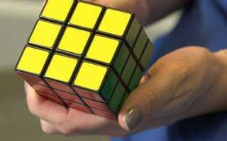 Как собирать кубик рубик видео урок