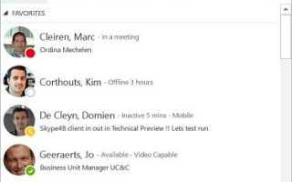 Чем отличается скайп для бизнеса от обычного