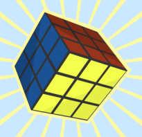 Видео как можно собрать кубик рубик