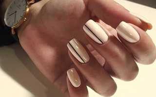 Дизайн ногтей начинающим мастерам