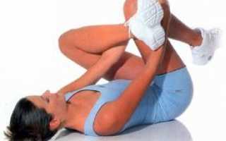 Упражнения для растяжки ног видео