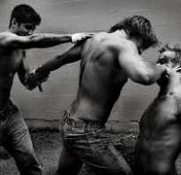 Уроки по рукопашному бою