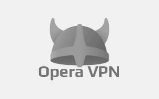 Vpn для оперы как включить