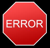 Код ошибки 2147500037