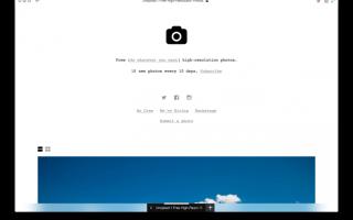Бесплатные фотобанки для дизайнеров