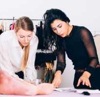 Начинающий дизайнер одежды