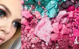 Уроки макияжа россия