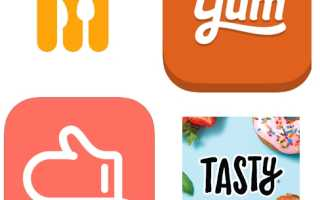 Кулинарная книга для андроид