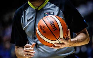 Мастер класс по судейству баскетбола