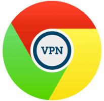 Как в хроме включить vpn