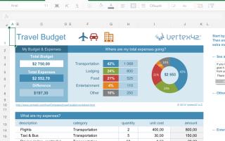 Excel 2020 списки