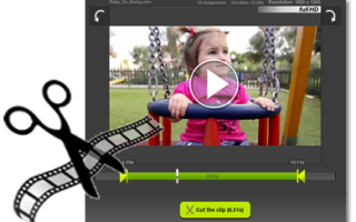 Сделать видео из видео онлайн бесплатно
