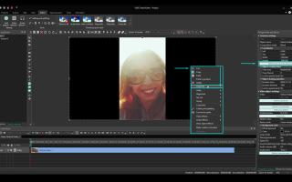Как перевернуть вертикальное видео в горизонтальное