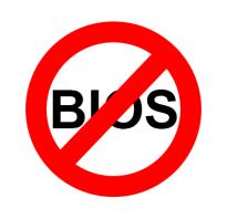 При включении компьютера не загружается биос