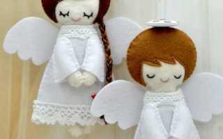 Ангел мастер класс
