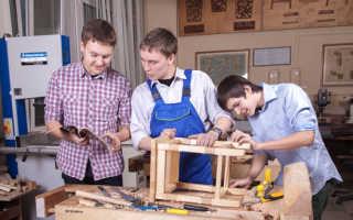 Курсы мастера мебельного производства