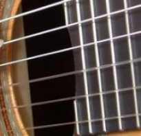 Урок игры на гитаре для начинающих видео