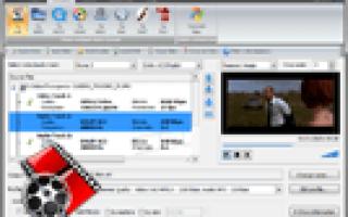 Видеофайлы в формате avi