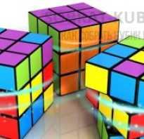 Видео сборки кубика рубика 3 на 3