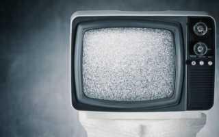 Телевизор начал рябить