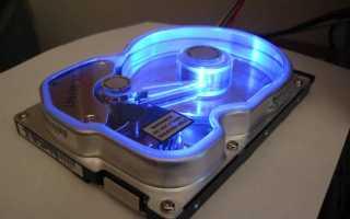 Что можно сделать с жестким диском