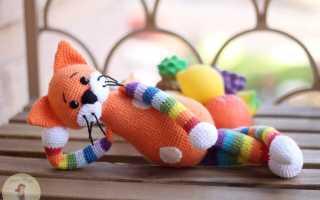 Мастер класс вязание крючком игрушки для начинающих