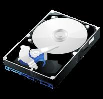Как подлечить жесткий диск