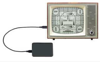 Не работает жесткий диск на телевизоре