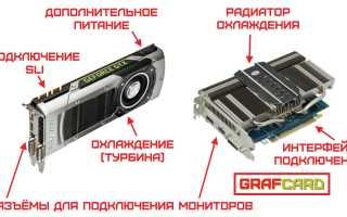 Картинка видеокарты компьютера