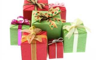 Упаковка подарков мастер класс видео