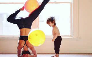 Йога онлайн для начинающих в домашних условиях