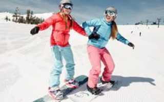 Уроки сноуборда видео