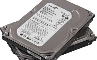 Seagate восстановление жесткого диска