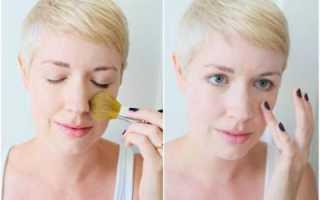Мастер класс дневной макияж
